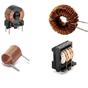 Coils, Chokes and Inductors